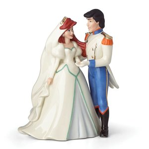 Disney Lenox Ariel & Prince Eric