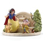 Disney Lenox Snow White Garden Fountain