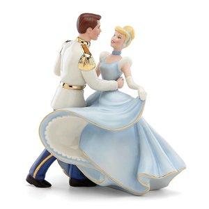 Disney Lenox Cinderella and Prince Charming