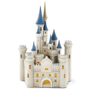 Disney Lenox Cinderella's Lighted Castle