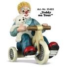 Gilde Clowns Teddy on Tour