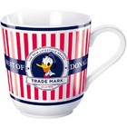 Disney United Labels Best of Donald Mug (Red and Blue)