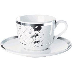 Disney United Labels Best of Mickey Cup & Saucer (Glamour)