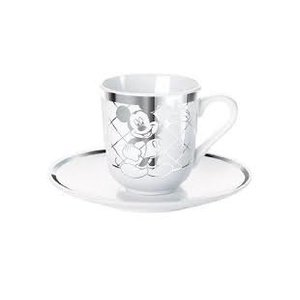 Disney United Labels Best of Mickey Espresso Set (Glamour)