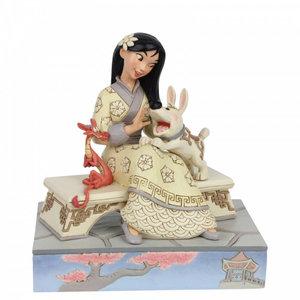 "Disney Traditions Mulan """" Honourable Heroine"""