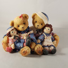 Cherished Teddies Rose Mararie & Ronald