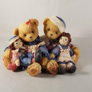 Cherished Teddies Rose Mararie & Ronald