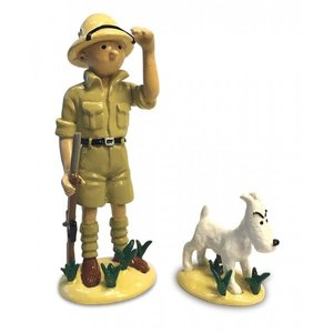 Tintin (Kuifje) Tintin & Milou au Congo