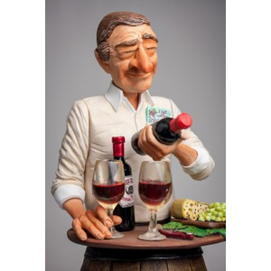 Guillermo Forchino The  Wine Lover  (Large)