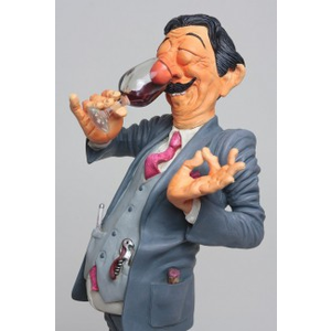 Guillermo Forchino The  Winetaster (Large)