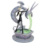 "Disney Traditions Jack Skellington on Fountain ""Soulful Soliloquy"""