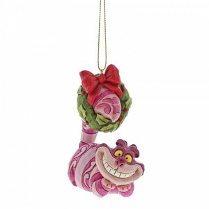 Disney Traditions Cheshire Cat Hanging Ornament(HO)