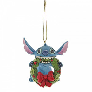 Disney Traditions Stitch Hanging Ornament (HO)