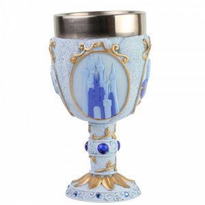 Disney Showcase Cinderella Decorative Goblet
