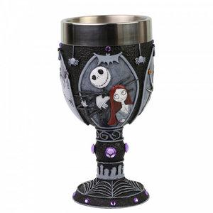 Disney Showcase Nightmare Before Christmas Decorative Goblet