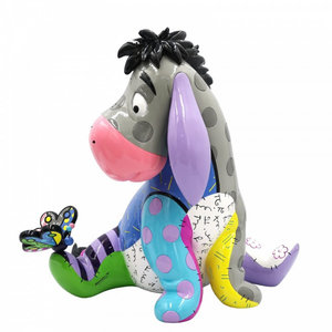 Disney Britto Eyeore Statement Figurine (Large)