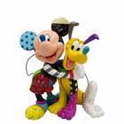 Disney Britto Mickey and Pluto