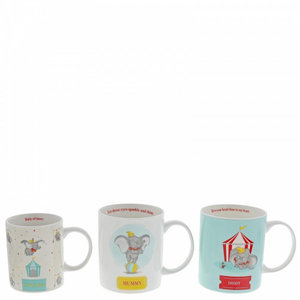 Disney Enchanting Dumbo Mug Set
