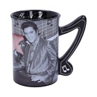 Studio Collection Mug - Elvis - Cadillac
