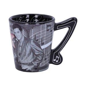 Studio Collection Espresso Cup - Elvis - Cadillac