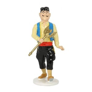 Tintin (Kuifje) De Scepterdief