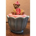 Cherished Teddies Covered Box (9 Jaar)