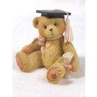"Cherished Teddies Girl Graduation ""The Best Is Yet to Come"""