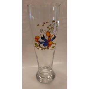Disney Beer mug-Glass Uncle Scrooge