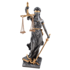 Studio Collection Justitia (Roman Goddess of Justice)