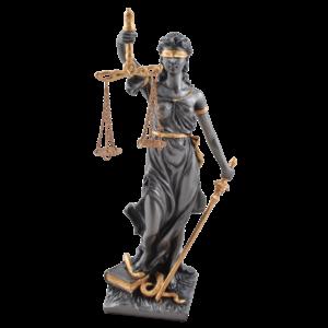 Studio Collection Justitia (Roman Goddess of Justice)