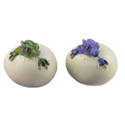 Studio Collection Dragonbabys in egg (SET of 2)