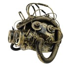 "Studio Collection Steampunk-mask ""Dark Cyber Mind"""