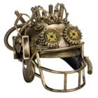Studio Collection Steampunk Baseball Helmet