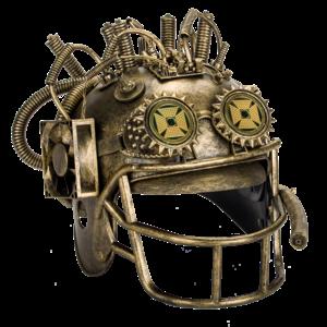 Studio Collection Steampunk Baseball Helmet