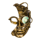 "Studio Collection Steampunk Half Mask ""Homunculus"""