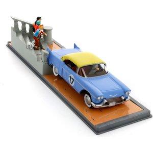 Tintin (Kuifje) La Cadillac Eldorado #5