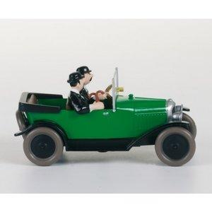 Tintin (Kuifje) De Citroën 5 HP van Jansen & Janssen #12