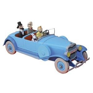 Tintin (Kuifje) De auto Lincoln van het gesticht #6