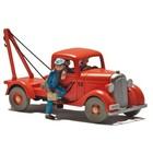 Tintin (Kuifje) De kraanwagen van Samoem #59