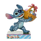 "Disney Traditions Stitch Running Off ""Bizarre Bunny"""