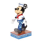 "Disney Traditions Mickey Sailor ""Snazzy Sailor"""