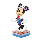"Disney Traditions Minnie Sailor ""Sassy Sailor"""
