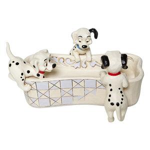 Disney Traditions 101 Dalmatians (Bone Shaped Trinket Dish)