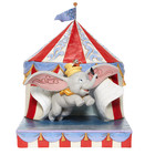 "Disney Traditions Dumbo ""Over the Big Top"""