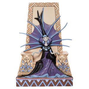 "Disney Traditions Villain Yzma ""Emaciated Evil"""