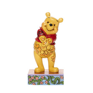 "Disney Traditions Winne the Pooh ""Beloved Bear"" (Personality Pose)"