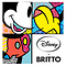 Disney Britto Meeko (Mini)  - Pocahontas