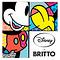 Disney Britto  Pascal (Mini)  Rapunzel