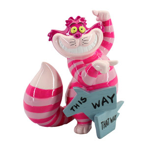 """Disney Showcase Cheshire Cat """"This Way, That Way"""" (Couture de Force)"""