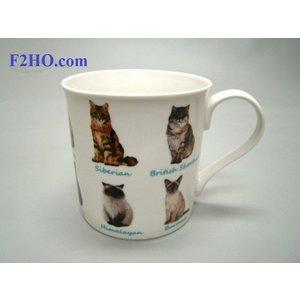 Leonardo Collection Mug Ras Katten